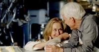 Meryl Streep as Jane and Steve Martin as Adam in