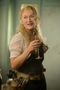 Meryl Streep as Donna in