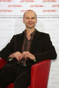 Nick Stringer at the 4th Rome International Film Festival.