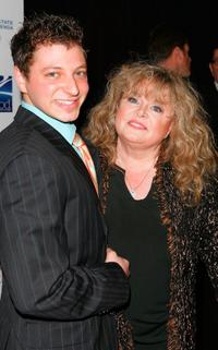 Sally Struthers and Guest at the Defying Inequality: The Broadway Concert.
