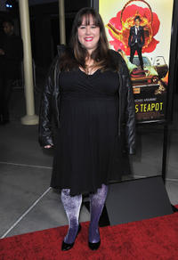 Tara Copeland at the California premiere of