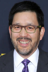 Scott Takeda at the premiere of