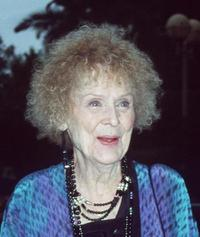 Gloria Stuart at the 24th Annual Saturn Awards.