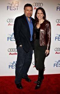 Jason Stuart and Jordan Roberts at the Casanova Closing Night Gala during the AFI Fest.