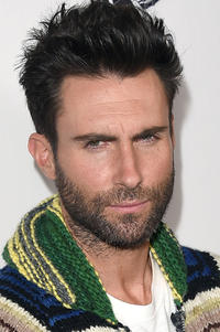 Adam Levine at NBC's