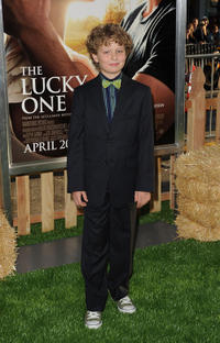 Riley Thomas Stewart at the California premiere of