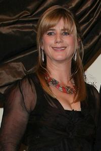 Imogen Stubbs at the Galaxy British Book Awards.
