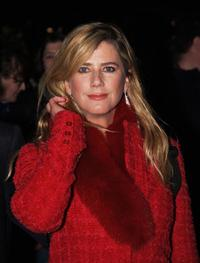 Imogen Stubbs at the Laurence Olivier Awards 2007.