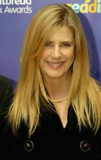 Imogen Stubbs at the 33rd Annual Whitbread Book Awards.