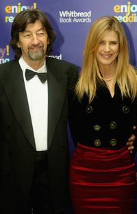Imogen Stubbs and Trevor Nunn at the Whitbread Book Awards 2004.