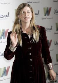 Imogen Stubbs at the Whitbread Book Of The Year Award 2005.