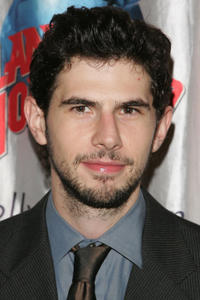 Daniel Eric Gold at the after party of the Broadway opening night of