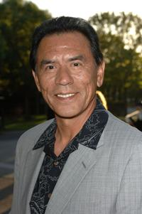 Wes Studi at the Los Angeles premiere of