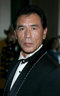 Wes Studi at the Golden Boot Awards.