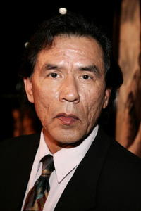 Wes Studi at the premiere of