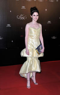 Kara Hayward at the opening night of the premiere of