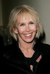 Trudie Styler at the screening of