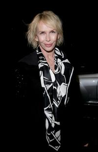 Trudie Styler at the UK premiere of