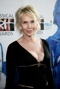 Trudie Styler at the Classical BRIT Awards 2007.