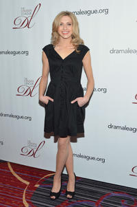 Nina Arianda at the 78th Annual Drama League Awards Ceremony and Luncheon in New York.