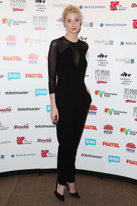 Elizabeth Debicki at the 2013 Helpmann Awards.