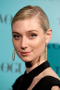 Elizabeth Debicki at the Tiffany & Co Great Gatsby dinner.