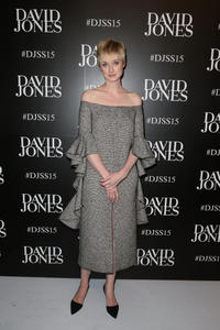 Elizabeth Debicki at the David Jones Spring/Summer 2015 Fashion Launch.