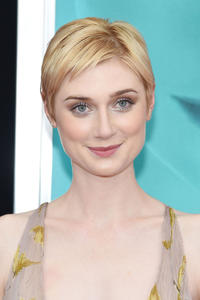 Elizabeth Debicki at the New York premiere of