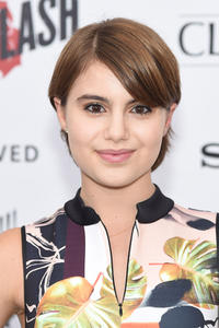 Sami Gayle at the New York premiere of