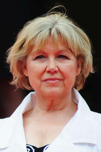 Christine Kain at the France premiere of
