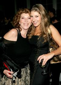 Nona Summers and Tara Summers at the after party of the New York Gala premiere of