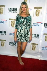 Tara Summers at the 6th Annual BAFTA Tea Party.