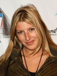 Tara Summers at the 6th Annual World Poker Tour Invitational Kick Off.