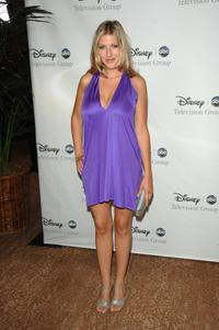 Tara Summers at the Disney and ABC's