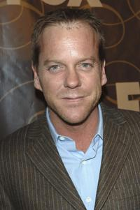 Kiefer Sutherland at the Fox Winter TCA Party.