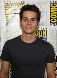 Dylan O'Brien at the MTV's