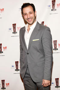 Desmin Borges at the 26th Annual Lucille Lortel Awards in New York.