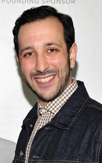 Desmin Borges at the premiere of