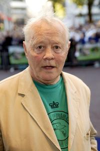 Dudley Sutton at the London premiere of