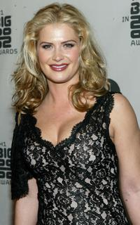 Kristy Swanson at the VH1 Big In 2002 Awards.