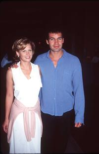 Kristy Swanson and Billy Zane at the premier of