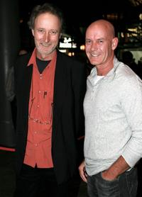 Director Rolf De Heer and Gary Sweet at the L'Oreal Paris 2007 AFI Gala.