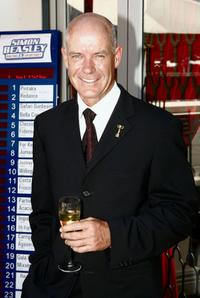 Gary Sweet at the Melbourne Cup Carnival 2007.