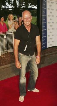 Gary Sweet at the Tropfest Short Film Festival 2005.