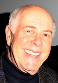 Clive Swift at the gala screening of