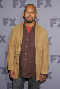 Michael Boatman at the 2012 FX Ad Sales Upfront in New York.
