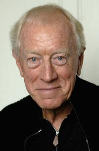Max von Sydow at the 54th San Sebastian Film Festival.
