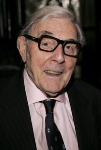 Eric Sykes at the South Bank Show Awards.