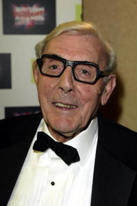 Eric Sykes at the British Comedy Awards.