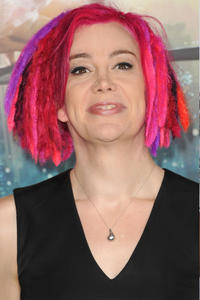 Lana Wachowski at the L.A. premiere of